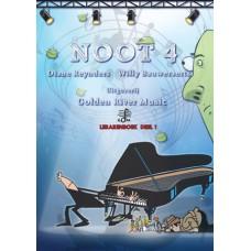 Noot 4, lerarenboek, vol.1 + CD