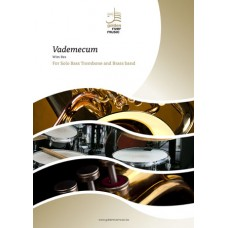 Vademecum - bass trombone and brass band