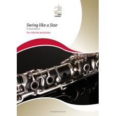 Swing like a Star - klarinet