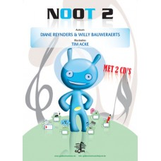 Noot 2, lerarenboek vol. 1 + 2CD's
