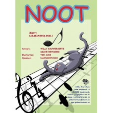 Noot 1, lerarenboek, vol. 1 + CD