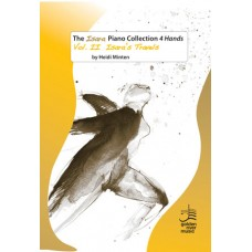 The Isara Piano Collection four hands - Vol. II Isara's travels