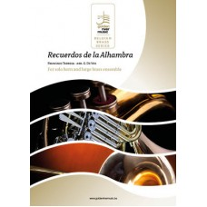 Recuerdos de la Alhambra - Francisco Tarrega