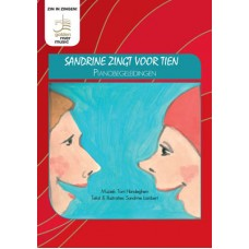Sandrine zingt voor tien - begeleidingsboek
