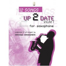 12 songs up2date - Eb sax