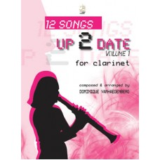 12 songs up2date - clarinet