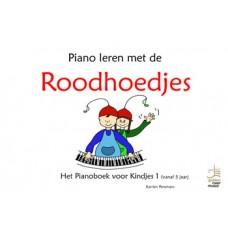 Piano leren met de Roodhoedjes deel 1