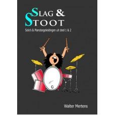 Slag en Stoot - pianobegeleidingen vol. 1&2