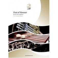 Post of Honour - concert band