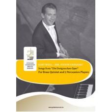 """Songs from """"Die Dreigroschenoper"""" - brass quintet"""