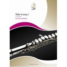 Take it easy ! - flute