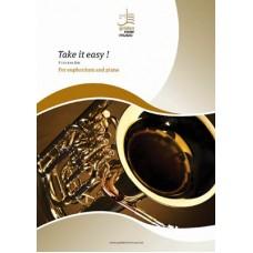 Take it easy ! - euphonium