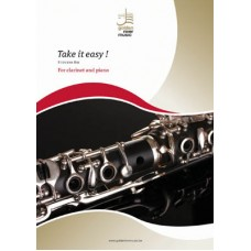 Take it easy ! - clarinet