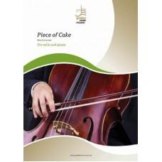 Piece of Cake - cello