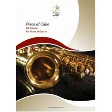 Piece of Cake - Bb sax