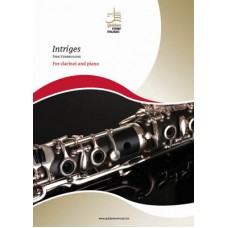 Intriges - clarinet