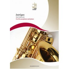 Intriges - Eb sax