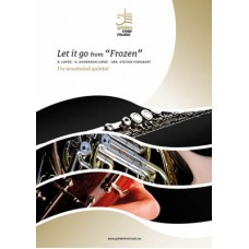"Let it go from ""Frozen"" - woodwind quintet"