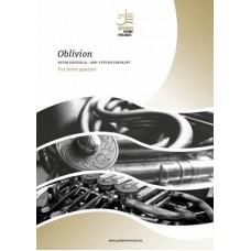 Oblivion - Astor Piazzolla - horn quartet