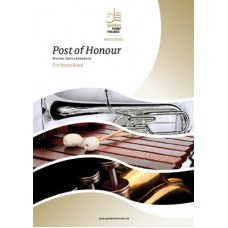 Post of Honour - brass band
