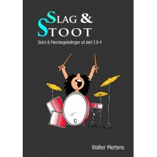 Slag en Stoot - piano accompaniment vol. 3&4