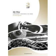 My Way - horn quartet