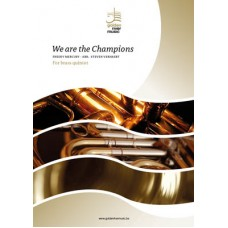 We are the Champions - Queen - brass quintet
