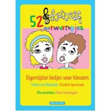 52 Oorwurmpjes, boek met CD