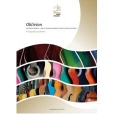 Oblivion - guitar quartet