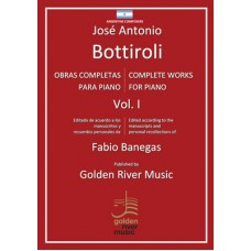 Obras completas para piano - Complete piano works volume I