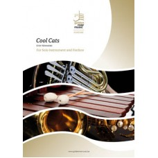 Cool Cats - fanfare + soloist (C, Bb, Eb or F instrument)