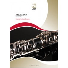 Krak Time - clarinet