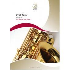 Krak Time - Eb sax