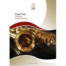 Krak Time - Bb sax