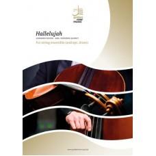 Hallelujah - string ensemble (+opt. drums)