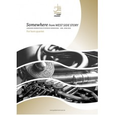 Somewhere (uit West Side Story) - horn quartet