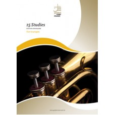 15 studies for trumpet