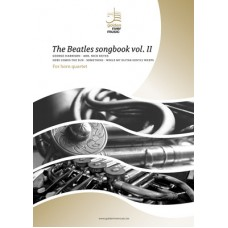 The Beatles Songbook vol. II - horn quartet - Here comes the Sun - Something - While my Guitar gently weeps (world excl. USA/Canada)