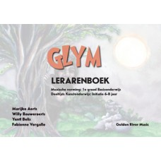 GLYM - Lerarenboek (met downloadcode audiobestanden én gratis licentie Ableton Live Intro)