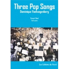Three pop songs (concert band)