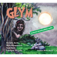 GLYM - Lees- en doe-boek